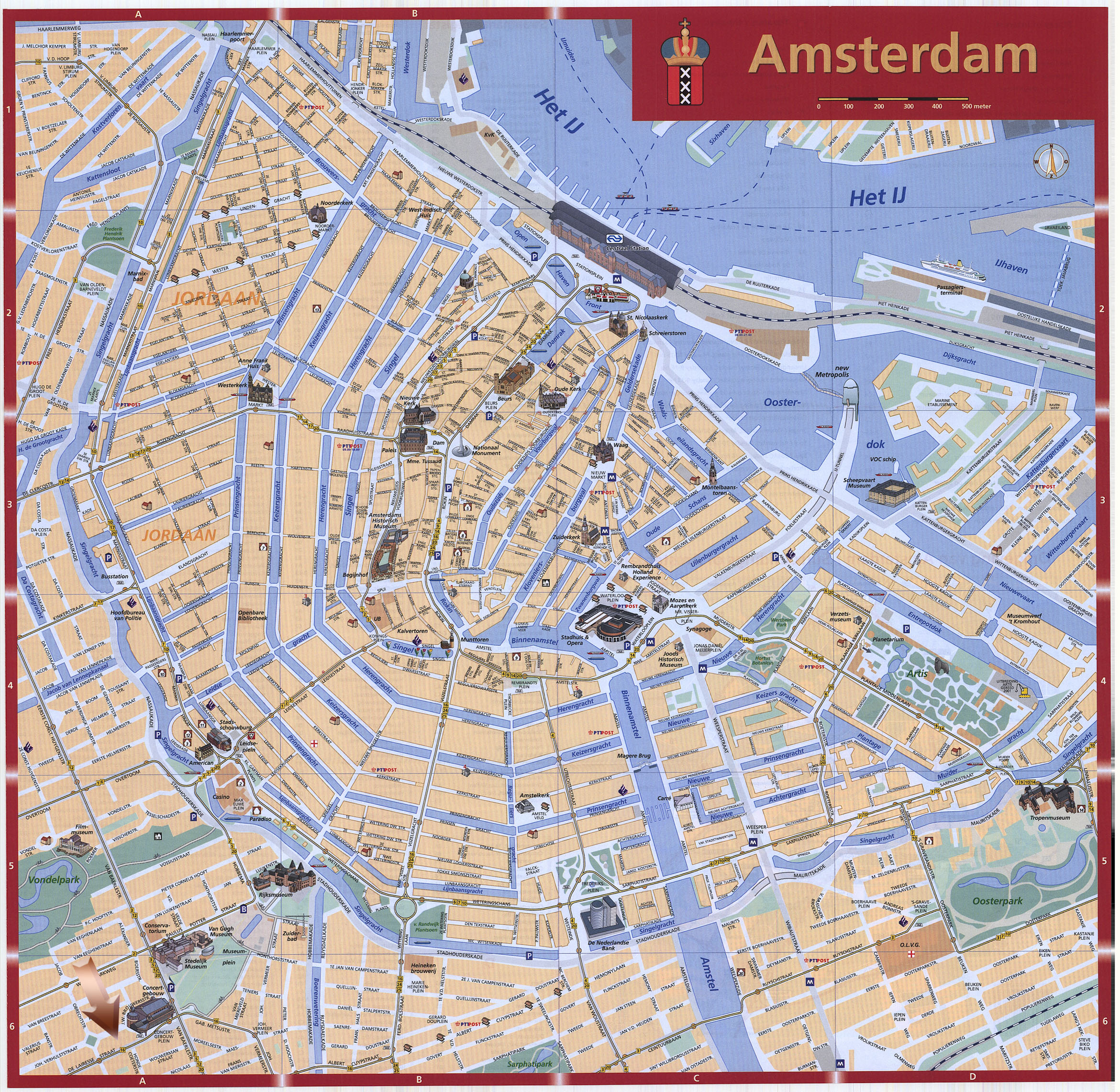 Mapa Turistico Amsterdam Pdf.Vacation 2016 Research Botya Wiki